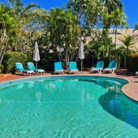 Cable Beach 1 bed RESORT apartment private Wifi