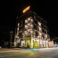 Hak Huot Hotel II, hotel in Krong Poi Pet