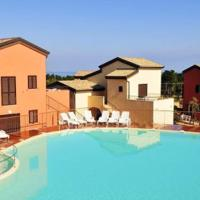 House with 2 bedrooms in Belgodere with shared pool furnished terrace and WiFi