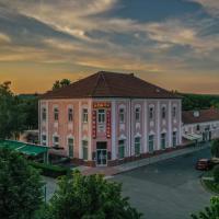 Körös Panzió és Étterem, Hotel in Gyomaendrőd