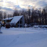 Chalet with 2 bedrooms in Mashteuiatsh with wonderful lake view