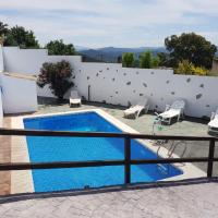 Chalet with 3 bedrooms in Algar with wonderful mountain view private pool enclosed garden