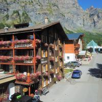 Hotel Walliserhof-Leukerbad-Therme, hôtel à Loèche-les-Bains