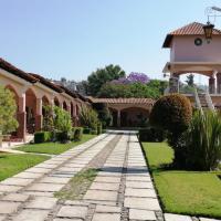 Hotel Ojo de Agua, hotel en Ciudad Hidalgo