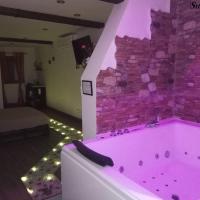 Suite Love Jacuzzi (Casas Toya), hotel en Uceda