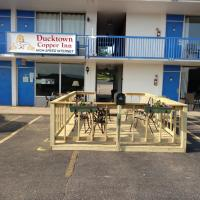 Ducktown Copper Inn, Murphy/Blue Ridge, hotel in Ducktown