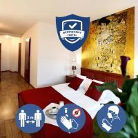 Hotel B.A.S. Villa Residence, hotel a Cracovia, Pradnik Bialy