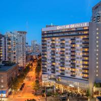 Best Western Premier Chateau Granville Hotel & Suites & Conference Centre, hotel em Vancouver