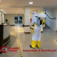 Pousada Central #contrapandemia