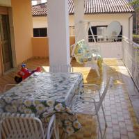 Apartment with 4 bedrooms in Castel di Ieri with wonderful mountain view furnished balcony and WiFi 25 km from the slopes