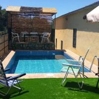 Villa with 4 bedrooms in Caceres with private pool and enclosed garden