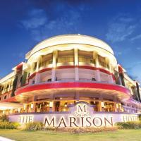 The Marison Hotel, hotel sa Legazpi