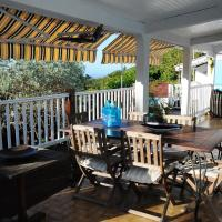 House with 2 bedrooms in Le Morne-Vert, with wonderful mountain view, enclosed garden and WiFi - 3 km from the beach