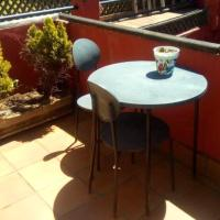 Apartment with one bedroom in Mieres del Camino with wonderful mountain view balcony and WiFi