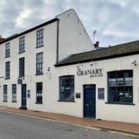 The Granary Hotel, отель в городе Long Sutton