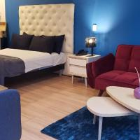 Suites Casa Lozada, hotel en Bogotá