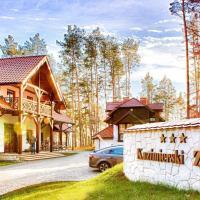 Hotel Kazimierski Zdrój – hotel w mieście Janowiec