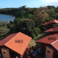 Pousada Biso Finoca Ibiraquera, hotel em Imbituba