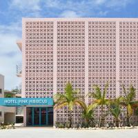 HOTEL PINK HIBISCUS、宮古島のホテル
