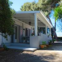 Property with 2 bedrooms in Augusta SR with enclosed garden and WiFi 30 km from the beach