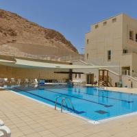 HI - Massada Hostel, hotel in Ein Bokek