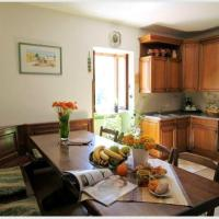 House with 2 bedrooms in Pontuglia with wonderful mountain view furnished garden and WiFi