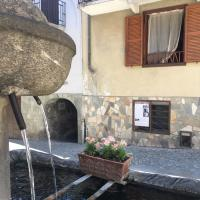La fountano, hotel in Chiomonte