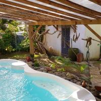 Appartement d'une chambre a Le lamentin avec piscine partagee jardin clos et WiFi a 9 km de la plage, Hotel in Le Lamentin