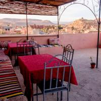 House with 5 bedrooms in Aït Ben Haddou, with wonderful mountain view, furnished garden and WiFi - 300 km from the slopes
