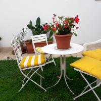 Apartment with one bedroom in Anguillara Sabazia with enclosed garden and WiFi