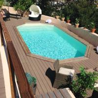 Villa with 4 bedrooms in Ajaccio with private pool enclosed garden and WiFi 2 km from the beach