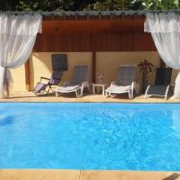 Villa with 3 bedrooms in Pointe aux Piments with wonderful mountain view private pool furnished terrace