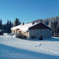 Maison d'une chambre a Septmoncel avec magnifique vue sur la montagne jardin amenage et WiFi a 2 km des pistes
