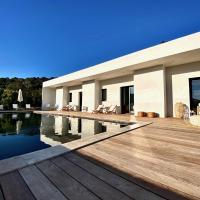 Villa de standing avec magnifique vue mer, Sagone