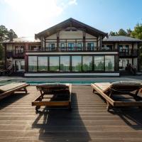 Гринвальд by USTA Hotels, отель в Верхней Сысерти