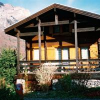 Chalet with 2 bedrooms in Sixt Fer a Cheval with wonderful mountain view and furnished terrace