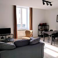 Bel appartement 3 pièces en centre-ville