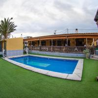 Villa with 5 bedrooms in Archena with private pool furnished terrace and WiFi, hôtel à Archena