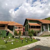 Guest House Vila Banjica, отель в городе Пирот