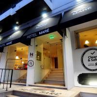 Hotel Mare, hotel en Nazaré