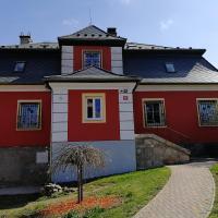 Fara Jítrava, отель в городе Ринольтице