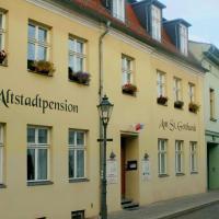 Altstadtpension Brandenburg, hotel in Brandenburg an der Havel