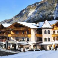 Hotel Garni Castel B&B, hotel in Ischgl