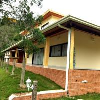 Região de Pedra Azul casa Amarela
