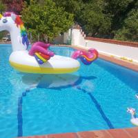 Studio in Santiago do Cacem with private pool and WiFi