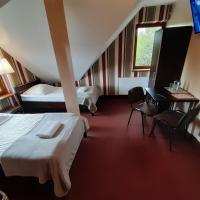 Route One - Restauracja & Pokoje Hotelowe & Pizza – hotel w mieście Zgierz