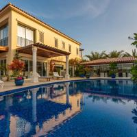 Villa Lazuli - A one-of-a-kind stay, with jacuzzi and pool - limited to 8, hotel a Abu Dhabi, Isola di Saadiyat