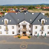 Dworek Magnat – hotel w mieście Modlniczka
