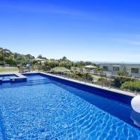 Perla Marina - Luxury Family Retreat with heated pool, spa, playground