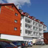 Willa Amelia – hotel w Solinie